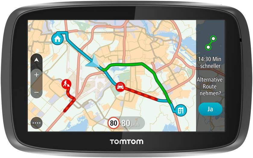 [digitalo] TomTom Go 510 World Navi 12.7 cm 5 Zoll - Lifetime Weltkarten und Radarkameras
