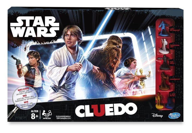[Darmstadt] Star Wars Cluedo Edition für nur 12,00€ [Real]