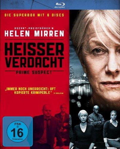 Heisser Verdacht - Staffe 1-6 (Blu-ray) für 17,94€ inkl. VSK (Alphamovies)