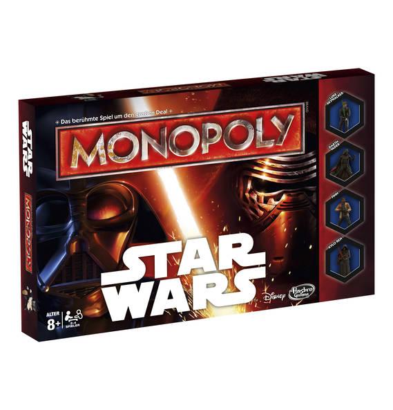 Hasbro Star Wars Monopoly für 11,99€ bei Abholung @[GALERIA Kaufhof]