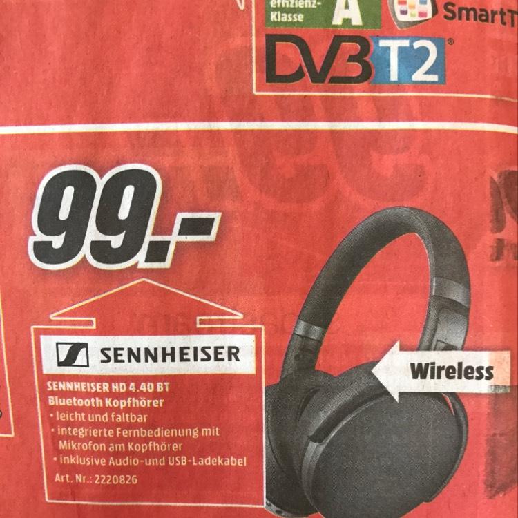 Sennheiser HD 4.40 BT