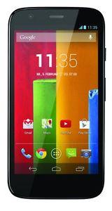 "Motorola Moto G schwarz 8GB Android Smartphone ohne Simlock 4,5"" Display 5 MPX Gebraucht/Vom Verkäufer generalüberholt [ebay smallbug_technikshop]"
