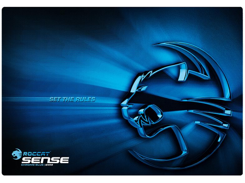 "Roccat™ - Mauspad ""Sense Chrome"" (40x28cm) ab €6,67 [@Saturn.de]"