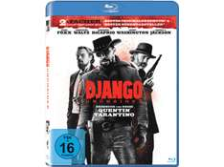 Django Unchained (Blu-ray) + 18 Kaffeepads für 6,99€ inkl. Versand (Saturn)