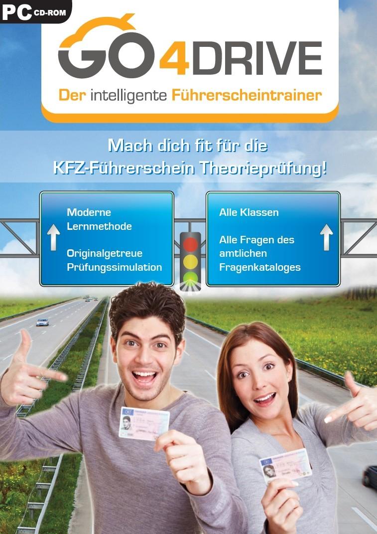 Führerschein-Lernsoftware go4drive für 4,70 € statt 14,95 €