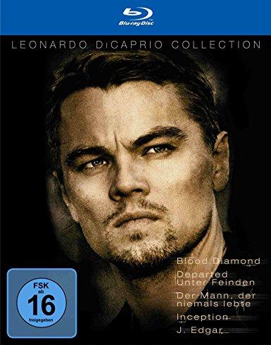 Leonardo Di Caprio Collection (Blu-ray) für 10,48€ inkl. VSK (Alphamovies)