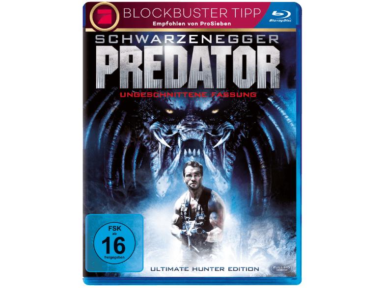Predator - Ultimate Hunter Edition - (Blu-ray) für 5€ inkl. Versand