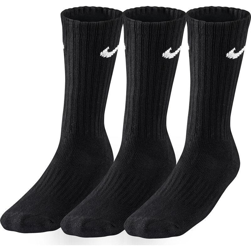Nike Freizeitsocken schwarz 3 Paar 6,99€ inkl. Versand