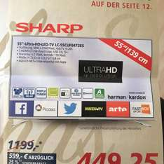 [Real Family and Friends] Sharp Lc-55cu8472es
