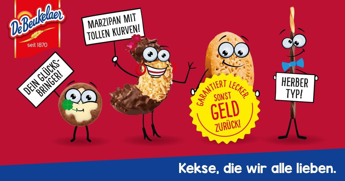 [GzG] De Beukelaer Lieblingskeks. Garantiert lecker - Sonst Geld zurück.