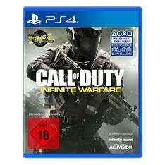 Call of Duty: Infinite Warfare (PS4) für 19,99€ [Real Abholung]