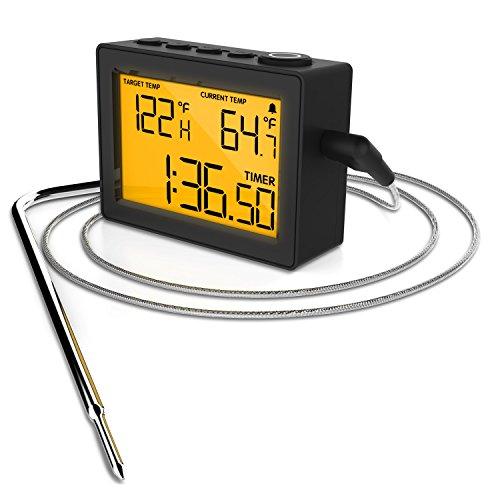 CAPPEC Digitales Grillthermometer für 10,95€ [Amazon Prime]