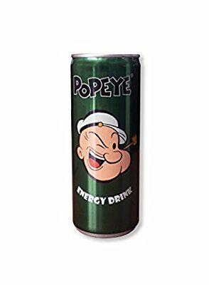 24x Popeye Energy Drink 12,99€ @amazon.de