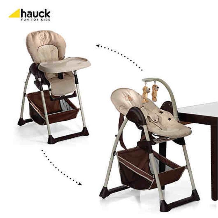 [lokal/Rofu] Hauck Hochstuhl Sit n Relax (Babys/Kleinkinder) für 99,99 €