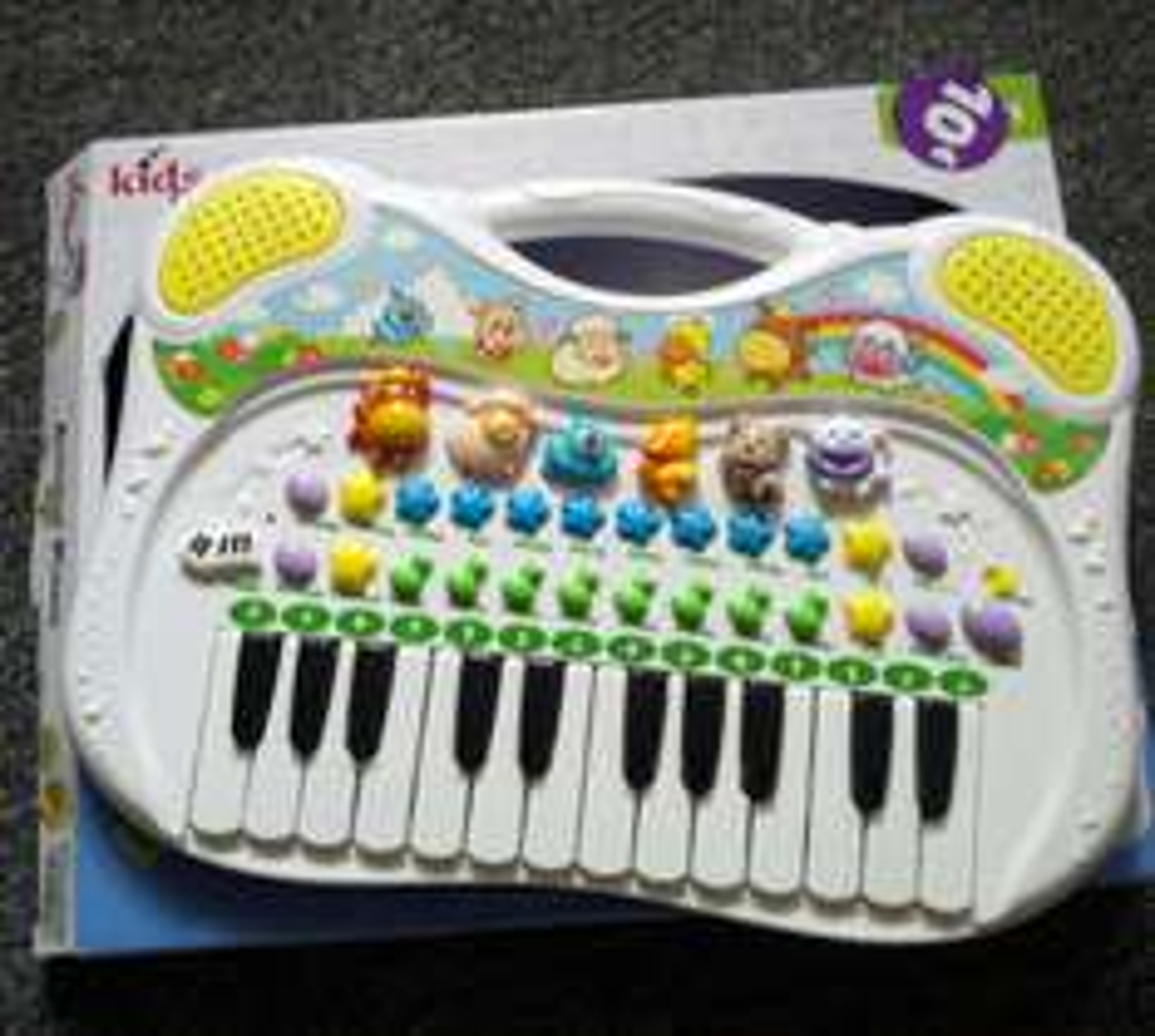 "[lokal] Kaufland Berlin - Animal Piano ""Mein erstes Keyboard"" (10,00€ statt 22,90€ Idealopreis)"