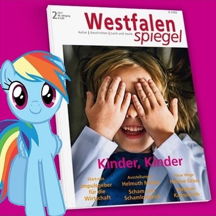 """Gratis: 2x Ausgaben des """"Westfalenspiegel"""" + kleines Geschenk (Selbstkündigend)"""