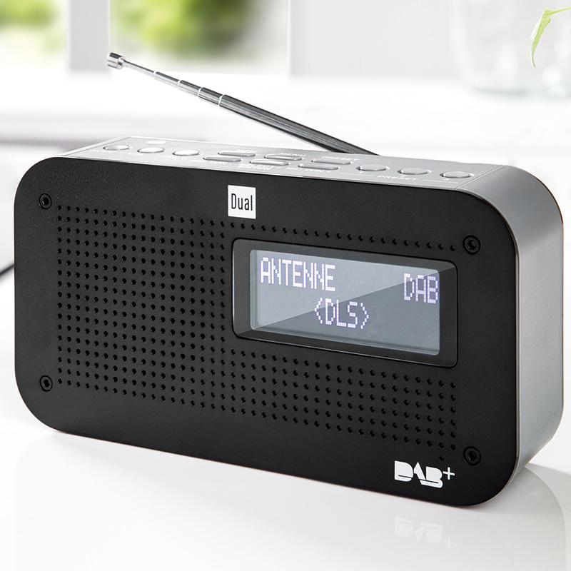 Portables DAB(+) / UKW Radio
