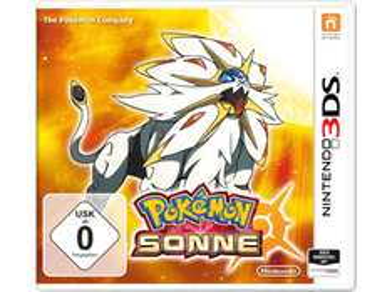 Pokemon Sonne & Pokemon Mond (Nintendo 3DS) für je 24,99€ Versandkostenfrei & Super Mario Maker (Nintendo 3DS) für 24,99€ versandkostenfrei (Saturn)