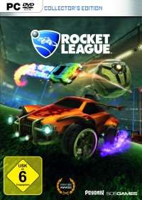 Rocket League Collectors Edition (Steam) für 10,08€ (CDKeys)