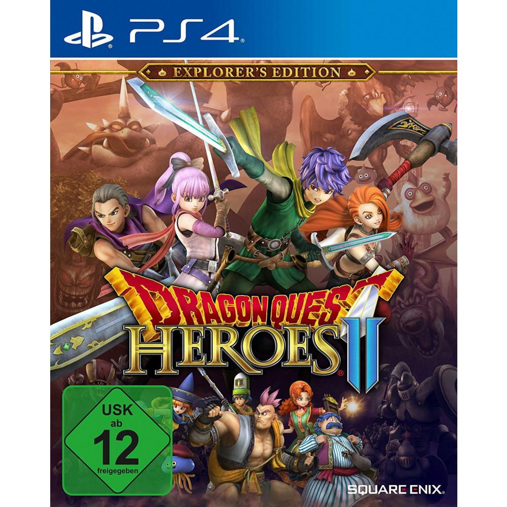 Dragon Quest Heroes II Explorer's Edition (PS4) für 42,99€ (Müller)