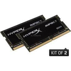 Kingston HyperX Impact SO-DIMM 260-Pin Kit 16GB, DDR4-2133, CL13-13-13 (HX421S13IBK2/16) (Alternate@ZackZack)