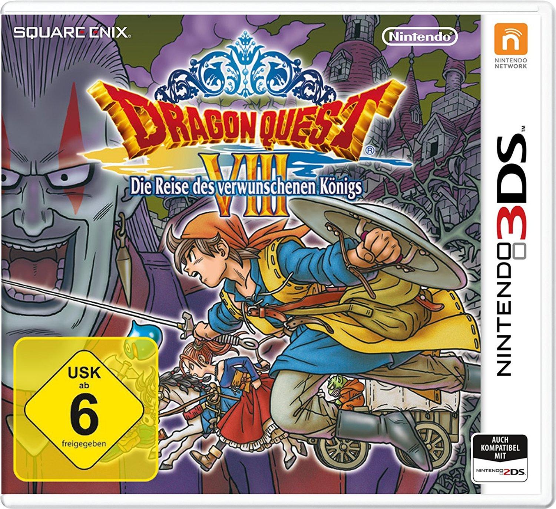 Dragon Quest VIII: Die Reise des verwunschenen Königs für 24,99€ versandkostenfrei (Saturn & Amazon Prime)