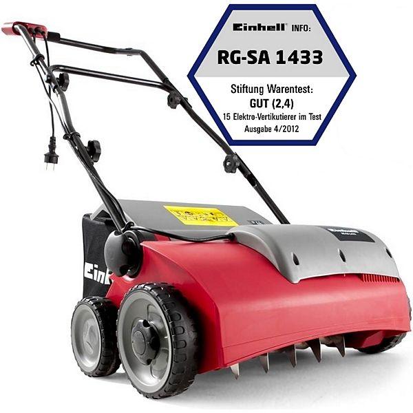 Einhell RG-SA 1433 Elektro-Vertikutierer-Lüfter