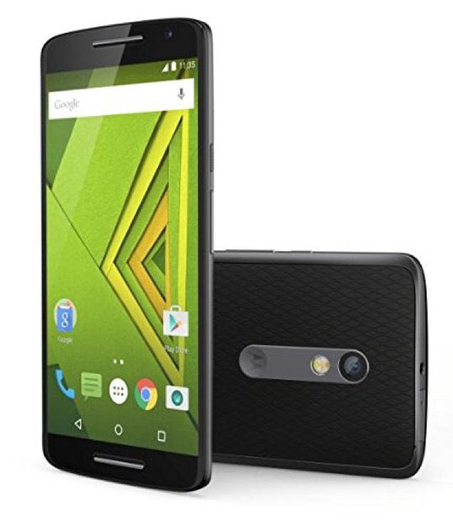 Amazon UK, Motorola Moto X Play Warehouse 20 % Aktion