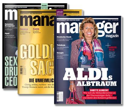 """[Studenten] 3 Ausgaben manager magazin + ABUS-Schloss """"Bordo X-Plus 6500/85"""" (PVG 69€ für das Schloss und 18€ für die Hefte) für zusammen 15,70€ statt 87€"""