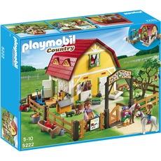 Playmobil 5222 Ponyhof für 32,94€ inkl. VSK bei [ZackZack]