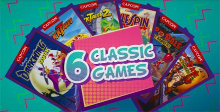 The Disney Afternoon Collection (Steam) für 15,53€ (Gamersgate UK)
