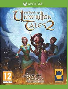 [Amazon Prime] - The Book of Unwritten Tales 2 [Xbox One / PS4]