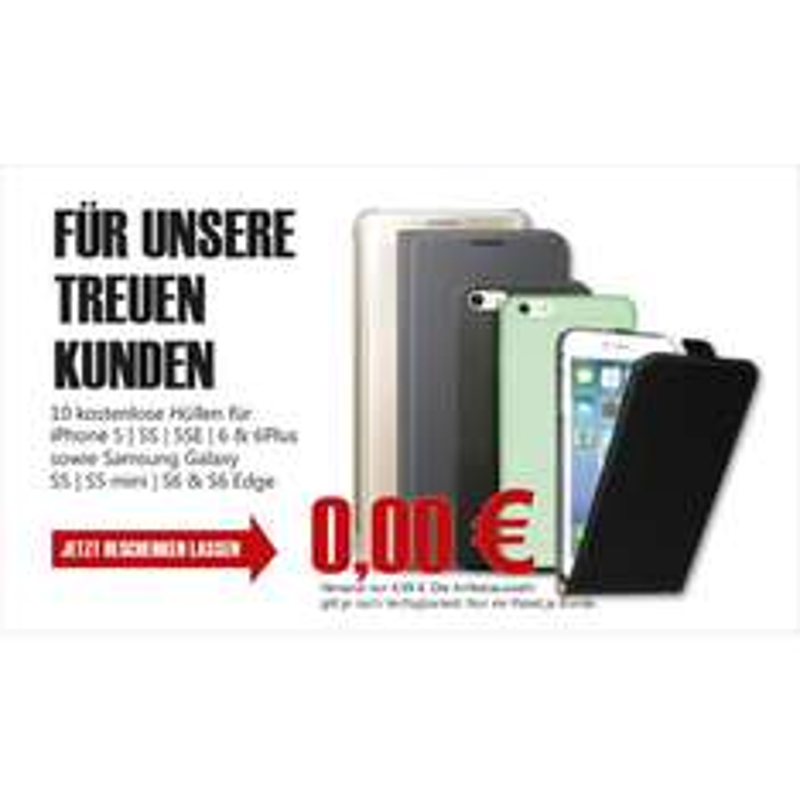 10 Handyhüllen bei Orimo für Samsung S5 mini, S5, S6 inkl Edge & iPhone 5, 5S, 5SE, 6, 6 Plus, 6S, 6S Plus für 4,99