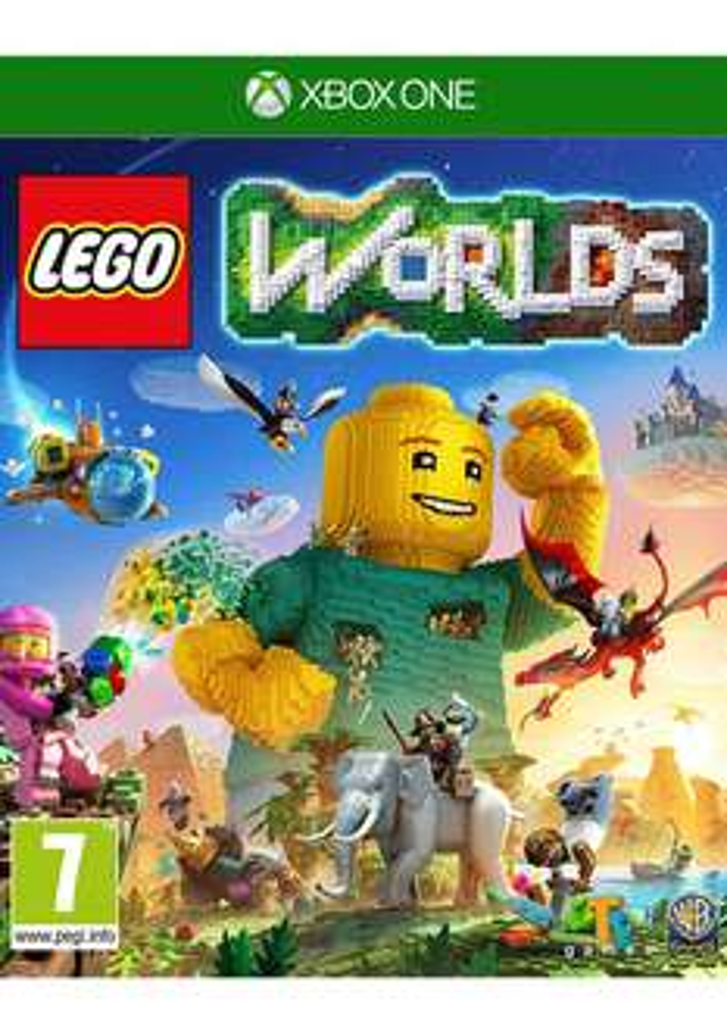 Lego Worlds (Xbox One) für 20,54€ inkl. VSK (Simplygames)