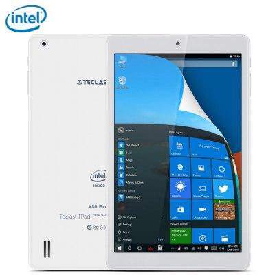 "[Gearbest] Teclast X80 Pro - 8"" Intel Cherry Trail X5 Z8350  WHITE"