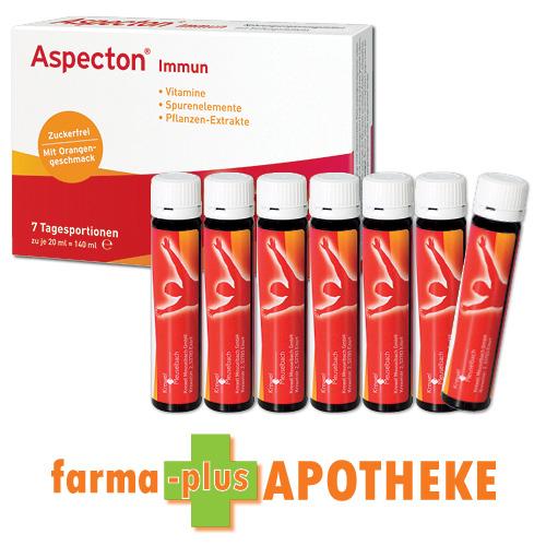 Rezeptfreie Produkte für mindestens 30 € kaufen &7 Tage Aspecton Immunkur(UVP2 14,99 €) gratis erhalten!
