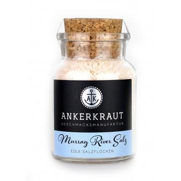 Sale - Ankerkraut - Murray River Salz /Flocken im Glas