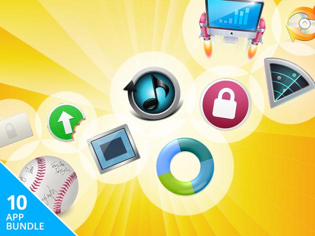 Mighty Mac App Bundle mit 10 Apps gratis (StackSocial)