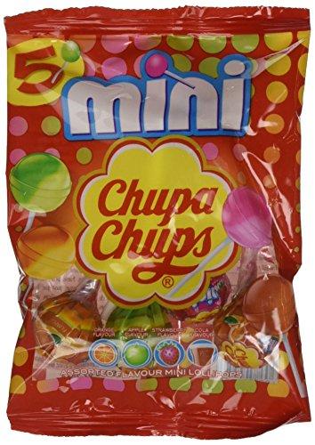 Chupa Chups Lutscher 20 Beutel á 5 Lollys und weitere Angebote @ amazon.de