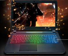 Clevo P650HP6-G Notebook GTX1060 6 GB i7-7700HQ ab 1199 Euro