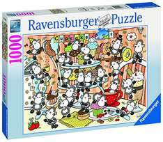 Ravensburger 19610 - SHEEPWORLD - 1000 Teile Puzzle als Amazon PLUS