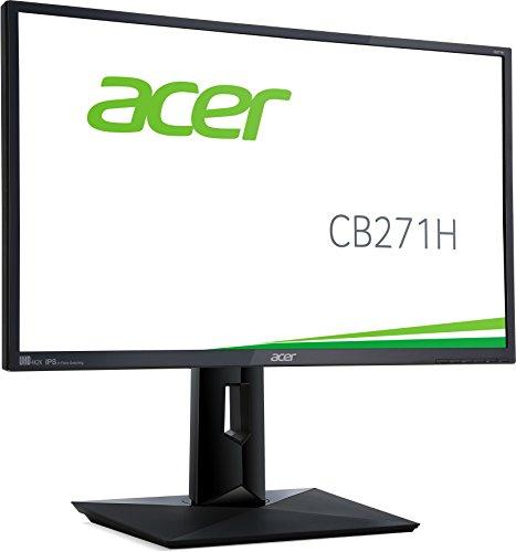 """Lokal Italien - Randgruppendeal: 2160p 4K-Monitor Acer CB1 CB271HKbmjdpr, 27"""" (UM.HB6EE.018) bei Amazon.it"""