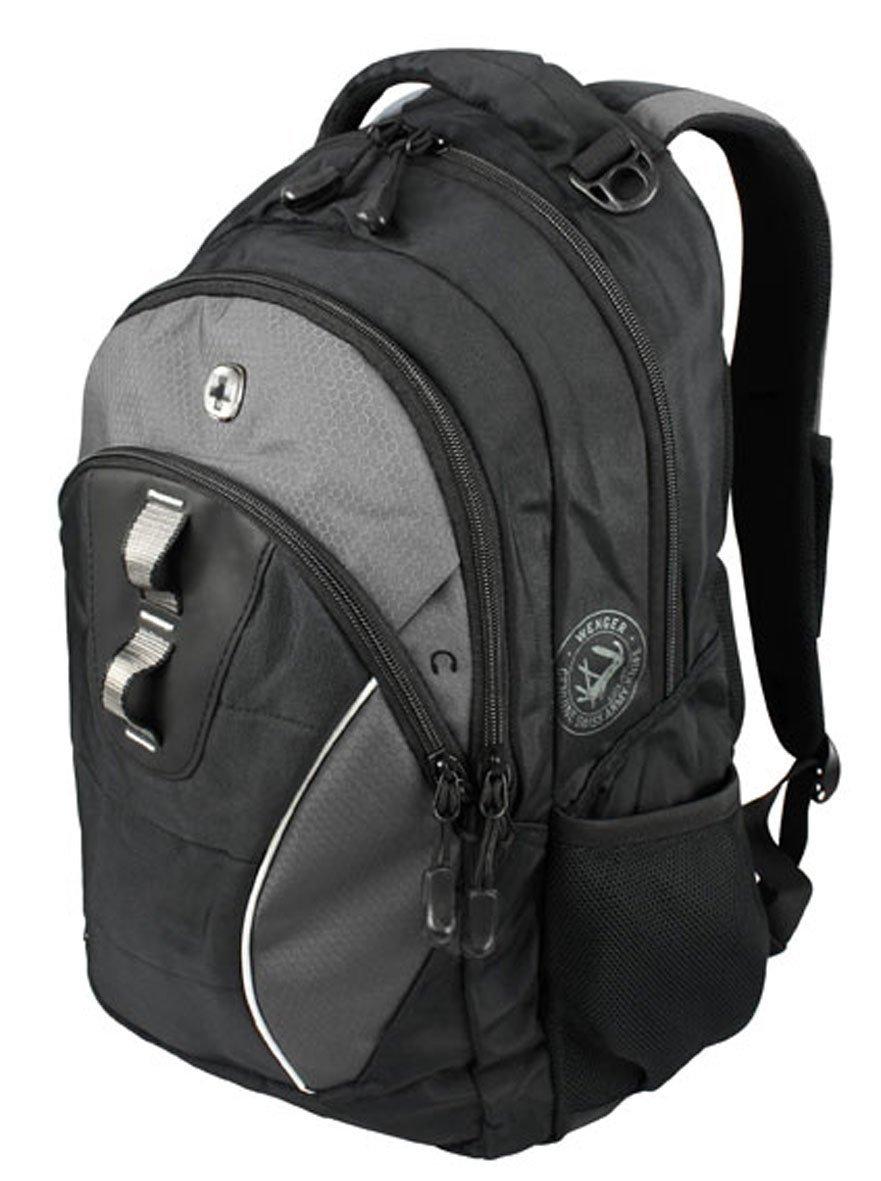 Wenger Rucksack WG16062415 in schwarz/grau für 32,95€ inkl. Versand