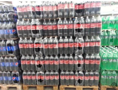 [Local Rönneberg Agrarhandel] 720 x 1 L- PET-Flaschen Coca Cola ,Zero,Sprite oder Fanta für 0,40€/Liter - PFANDFREI