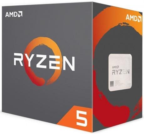 AMD Ryzen 5 1600 Boxed mit Wraith Spire Lüfter @ Rakuten (computeruniverse)