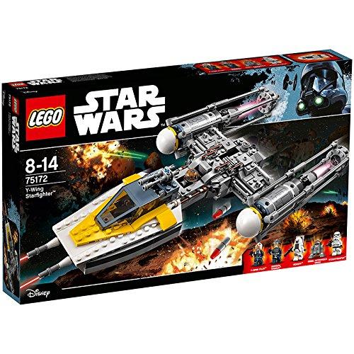 LEGO Star Wars 75172 - Y-Wing Starfighter [Exklusiv für Prime-Mitglieder]