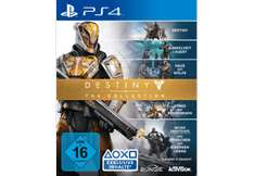 (LOKAL MM Wuppertal) DESTINY Complete Edt. oder MAFIA 3 Deluxe Edt. für XBox One/ PS4