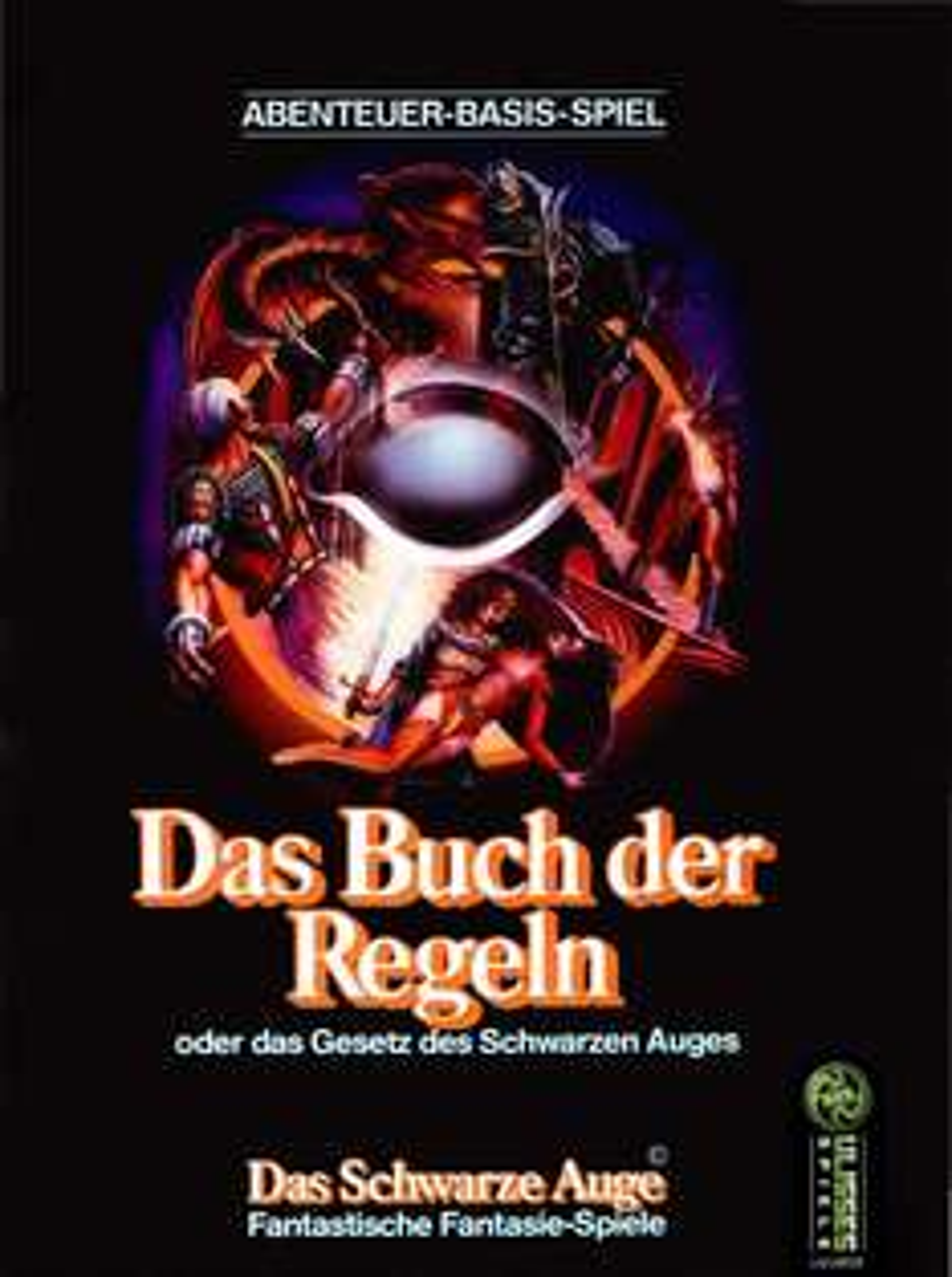 DSA - Das Schwarze Auge 1 - Das Buch der Regeln - gratis E-Book