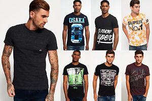 [ebay] Superdry für Männer & Frauen T-shirts Versch. Modelle und Farben