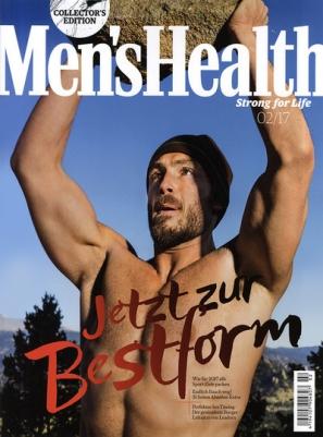 Men's Health Mini-Abo (4 Ausgaben) für 15,30€lesen und 15€Amazon-Gutschein erhalten